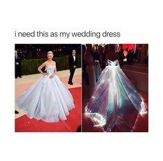 My Perfect Wedding, Dream Wedding, Wedding Things, Pretty Dresses, Beautiful Dresses, Prom Dresses, Wedding Dresses, Dream Dress, Just In Case