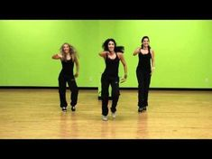 """7 ReFit Dance Fitness Do You Love Me Cardio Workout - YouTube Like it, but change the moves on """"work, work"""""""