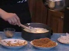 Dessert Baklava Cheesecake Baklava Cheesecake, Cheesecake Pan, Graham Cracker Crumbs, Graham Crackers, Arabic Sweets, Cake Fillings, Frosting Recipes, Greek Recipes
