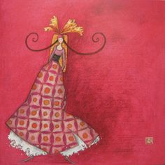 Gaelle Boissonnard Friendship Any Occasion Card GB28 | South Hollow Gallery Leapenhi Paper