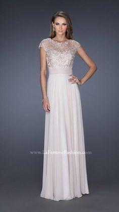 La Femme 19142   La Femme Fashion 2014 - La Femme Prom Dresses - Dancing with the Stars