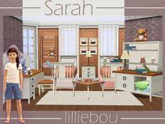 lilliebou's Sarah Kids Bedroom