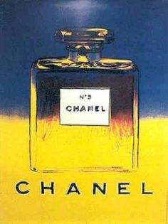Andy Warhol Chanel No 5 Pop Art Oil Painting « Impulse Clothes