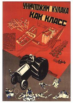 Soviet Union Propaganda Posters