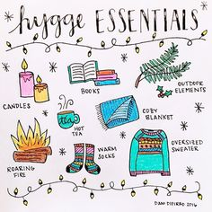 Wanna know what hygge is? Check out my latest post (link in profile) to find out what it is (and how to do it)!