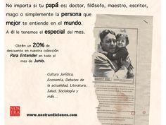 Oferta especial : ) Catálogo: www.nostraediciones.com Info: contacto@nostarediciones.com