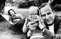 Bergman home movies