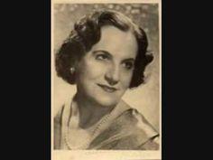 Ninon Vallin - Casta Diva - Norma