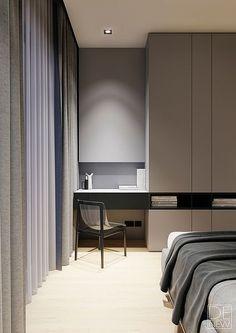 Fabulous Modern Apartment Design Ideas To Get Cozy Room 35 Modern Apartment Design, Modern Interior, Interior Architecture, Interior Design, Modern Apartments, Scandinavian Interior, Modern Furniture, Ikea Interior, Apartment Styles