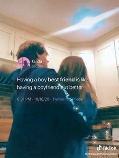 Boy Best Friend Quotes, Boy Best Friend Pictures, Best Friend Gifs, Guy Best Friend, Boy And Girl Best Friends, Guy Friends, Best Friends Whenever, Crazy Things To Do With Friends, Boy Bestfriend Goals