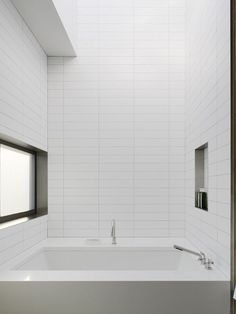 Shower and bathroom wall tiling.  Like shape, size, and color of tile.