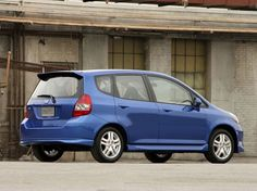 The 10 Most Exciting Cars for Women: Honda Fit