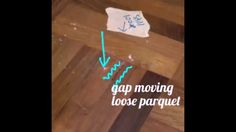 Parquet HomeDiY Found mostly in old wood floor, hardwood and mosaic parquet floorings. Sometime it does happened in new flooring due to uneven cement s. Old Wood Floors, Wood Parquet, Parquet Flooring, Hardwood, Woodworking Finishes, Dyi, Mosaic, Projects, Log Projects