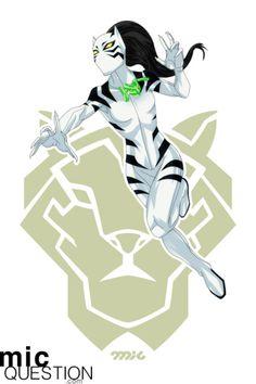 White Tiger suit