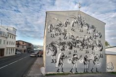 Phlegm (2016) - Reykjavik (Iceland)