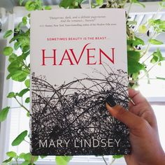 We're hanging out with our book date, Mary Lindsey's tale of ancient magic and modern society, HAVEN.