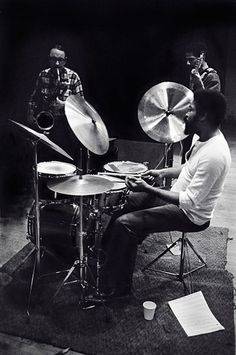 Billy Hart in the 70's.