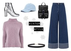 """""""Winter Style!"""" by jeremy-bdffe ❤ liked on Polyvore featuring Topshop, Sea, New York, Yves Saint Laurent, Aspinal of London, Humble Chic, Sole Society, Winter, pastel, 2017 and winterstyle"""
