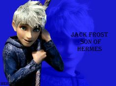Jack Frost by mericcup4ever
