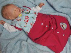 Baby Bio Schlafsack Milli Gr. 62/68 von                 made by RiAnn   auf DaWanda.com