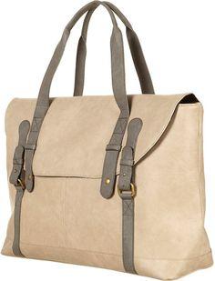 $24.00 Contrast Strap Holdall Bag