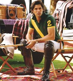 Polo Star Nacho Figueras Named First Ever St. Regis Connoisseur