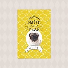 9. 愛犬やペットの顔写真をオシャレに飾れるデザイン