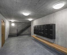 Wohnüberbauung Hagmannareal, Winterthur - weberbrunner architekten Winterthur, Divider, Interior, Room, Projects, Furniture, Home Decor, Craft Business, Human Settlement