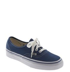 Vans 'Authentic' Sneaker (Women) or Classic oxford Converse???    what is most comfy?