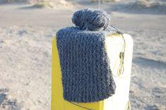 Einen klassischen Schal stricken ist vor allem für Anfänger geeignet. Kostenlose Anleitung mit Bildern und Stickschrift.