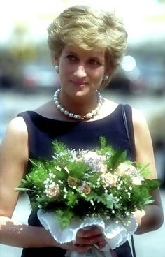 Diana Pearls - Princess Diana Remembered RED SQUARE, MOSCOW