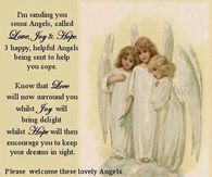 Sending You Some Angels