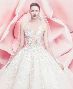 Michael Cinco Spring Summer 2016 Bridal Collection_BellaNaija Weddings 2015_10
