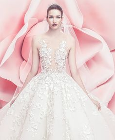 Michael Cinco Spring Summer 2016 Bridal Collection_BellaNaija Weddings 2015_10
