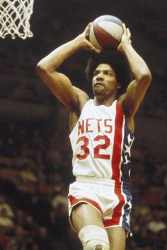 It's not the uniform that's stylish ... it's all Dr. J.