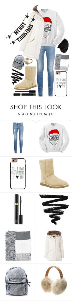 """""""Untitled #331"""" by janellesstyle ❤ liked on Polyvore featuring STELLA McCARTNEY, Casetify, UGG Australia, Tom Ford, Topshop, Woolrich, Free People and Bloomingville"""