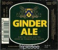 Label van Ginder Ale
