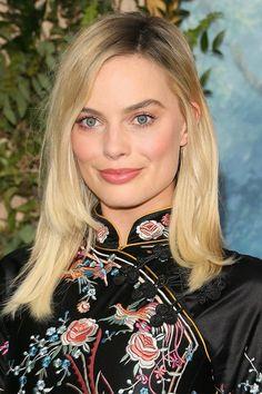 Current beauty crush: Margot Robbie