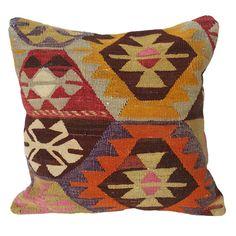 Gemini Kilim Pillow