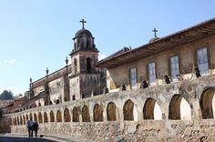 Templo del Sagrario #Patzcuaro #Michoacan