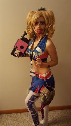 Zombie lollipop chainsaw