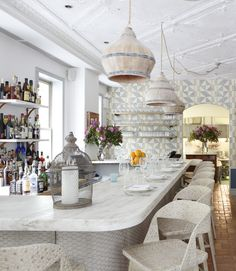 Dekar Design: Claudette Restaurant NYC