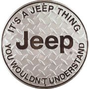 It's a Jeep Thing !