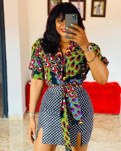 25 Africa office outfits to try - Ankara Lovers