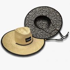 Chapéu de Palha Surf Chapéu de Palha Estampado Chapéu de Palha com Estampa Chapéu  de Palha c4b8ab0349