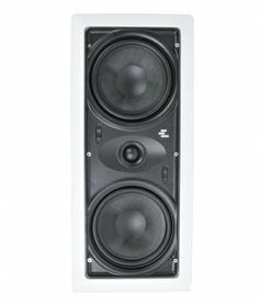Intimus 6-LCR In-Wall Home Theater Speaker - Architectural - Speakers By Family - Aperion Audio