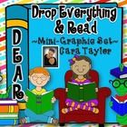 You may call it something else in your classroom, but Drop Everything and Read (DEAR) time in mine, is cherished by the students!  Here is a Mini-G...