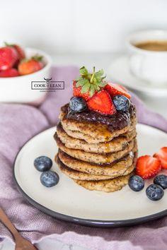 Bezglutenowe placki bez jajek #śniadanie #glutenfree