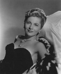 """Joan de Beauvoir de Havilland (22 October 1917 − 15 December 2013), known professionally as Joan Fontaine, was a British American actress. Fontaine & her older sister Olivia de Havilland moved to California in 1919. She began her career on the stage in 1935 & signed a contract with RKO Pictures that same year. She won an Academy Award for her role in Alfred Hitchcock's """"Suspicion"""" & became almost as well-known for her lifelong feud with her famous older sister"""