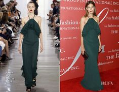 Michelle Monaghan In Jason Wu -  2015 Fashion Group International Night Of Stars Gala